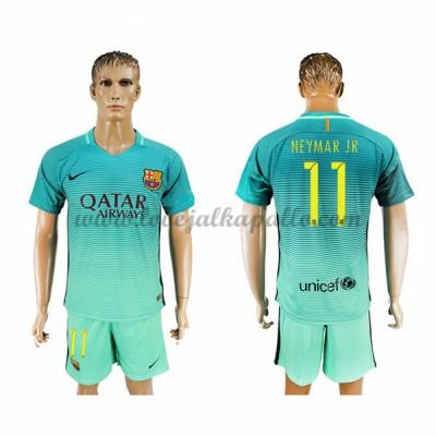 Barcelona Jalkapallo Pelipaidat 2016-17 Neymar Jr 11 Pelipaita 3rd