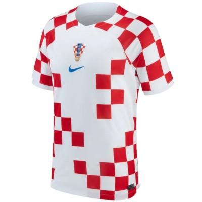 Jalkapallo Pelipaidat Kroatia MM-kisat 2018 Kotipaita