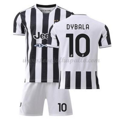 jalkapallo pelipaidat lapsille Juventus 2017-18 Dybala 10 Pelipaita Koti