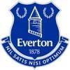 Everton lasten paita